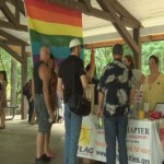 Pride Community Center enters uncharted territory with region's first public event. by WJHL