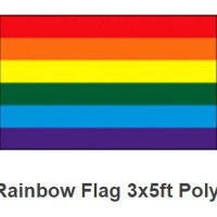 Rainbow Flag 3x5ft